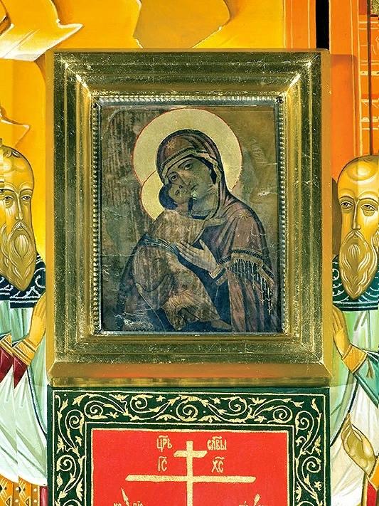 О Владимирской иконе Божией Матери, изображение №2