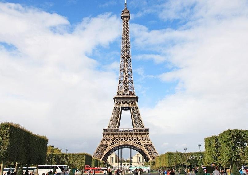 Топ 3 красивых мест в Париже часть 1., изображение №1