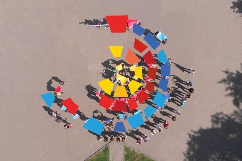 Таганрог и область приняла участие во флешмобе #ялюблюбоспорскоецарство