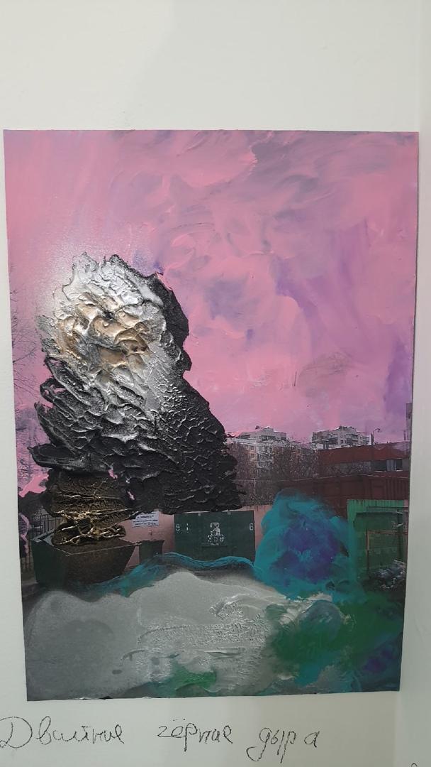 Персональная выставка Коли Садовника в Kerka gallery