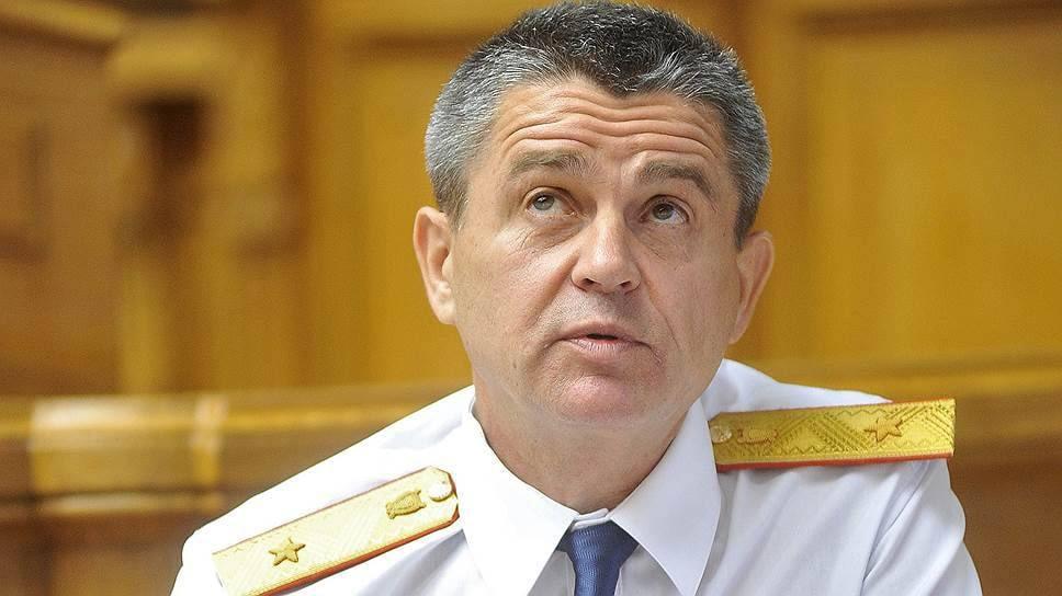 Умер бывший официальный представитель СК Владимир Маркин.