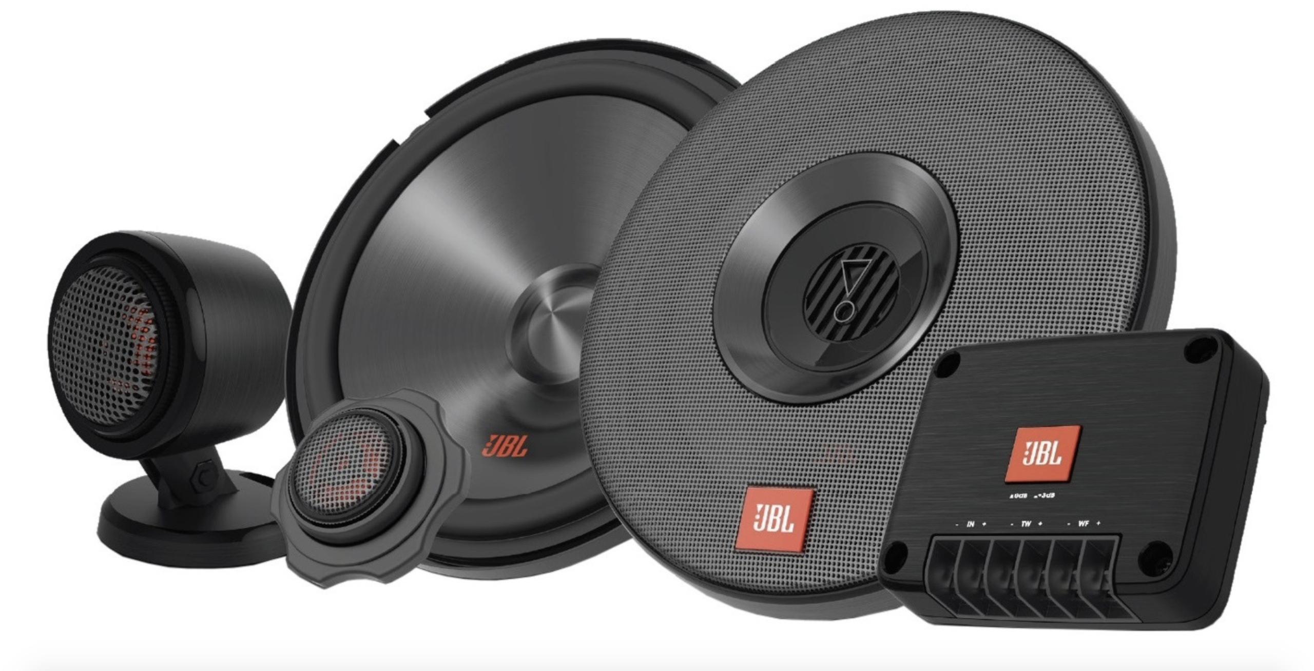 Автомобильная аудиосистема от JBL готовый комплект для установки