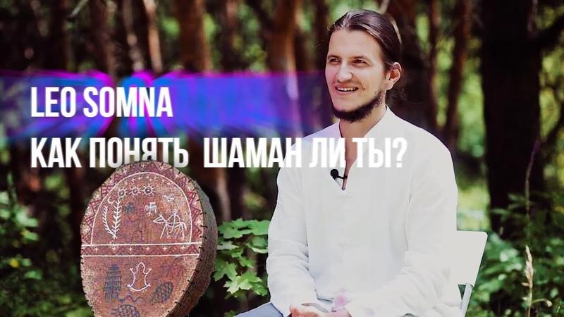 Leo Somna. Экспресс тест - шаман ли ты