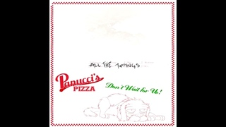 panuccis pizza- all of the toppings