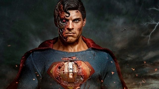Супермен против Терминатора [ОБЪЕКТ] Superman vs The Terminator Death to the Future, кроссовер