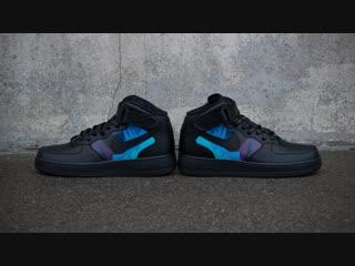 Женские кроссовки Nike Air Force 1 Jester XX Красные