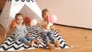 Учим цвета Learn colors Finger family nursery rhyme song. Семья пальчиков песенка.