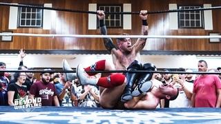 [#My1] Discovery Gauntlet: Daniel Garcia vs. Kevin Blackwood   Beyond Wrestling ()
