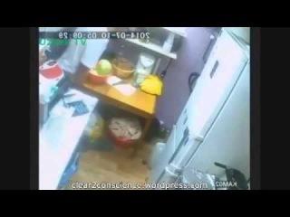 Удачно заглянул: Русский паренек обчистил кассу узбекского ресторана Кebab House ;)