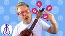 Строй укулеле | Урок игры на укулеле для детей | Детские песни на укулеле | Музыкальные инструменты