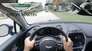 Aston Martin DBX 2021 | Primeras Impresiones [POV-HD]