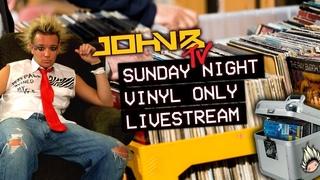 John B - Vinyl D&B Classics DJ Set (26-07-2021)