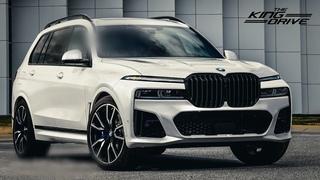 Обновленный BMW X7 ✔ Rimac и Bugatti объединились ✔Новая BMW 2 серии ✔Новый Kia Sportage✔ Ferrari F8