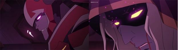 В погоне за призраками восьмого сезона(Voltron), изображение №10