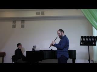 Репетиция в карантинном режиме. Александр Милицкий и Кирилл Зайцев