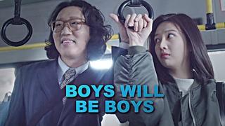 Boys will be boys but girls will be women   Multifemale