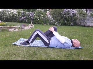 Упражнения лечебной физкультуры для спины и поясницы
