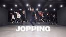 SuperM 슈퍼엠 Jopping 커버댄스 DANCE COVER 안무 거울모드 MIRRORED 연습실 PRACTICE ver