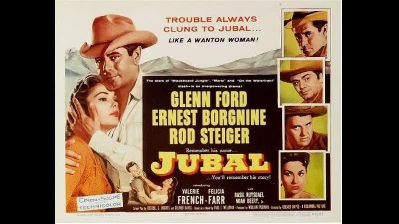Jubal 1956 Español