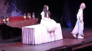 YOHIO och Emma Rickfjord - Jag älskar dig - Snövit The Musical 2016-05-07 Lisebergshallen