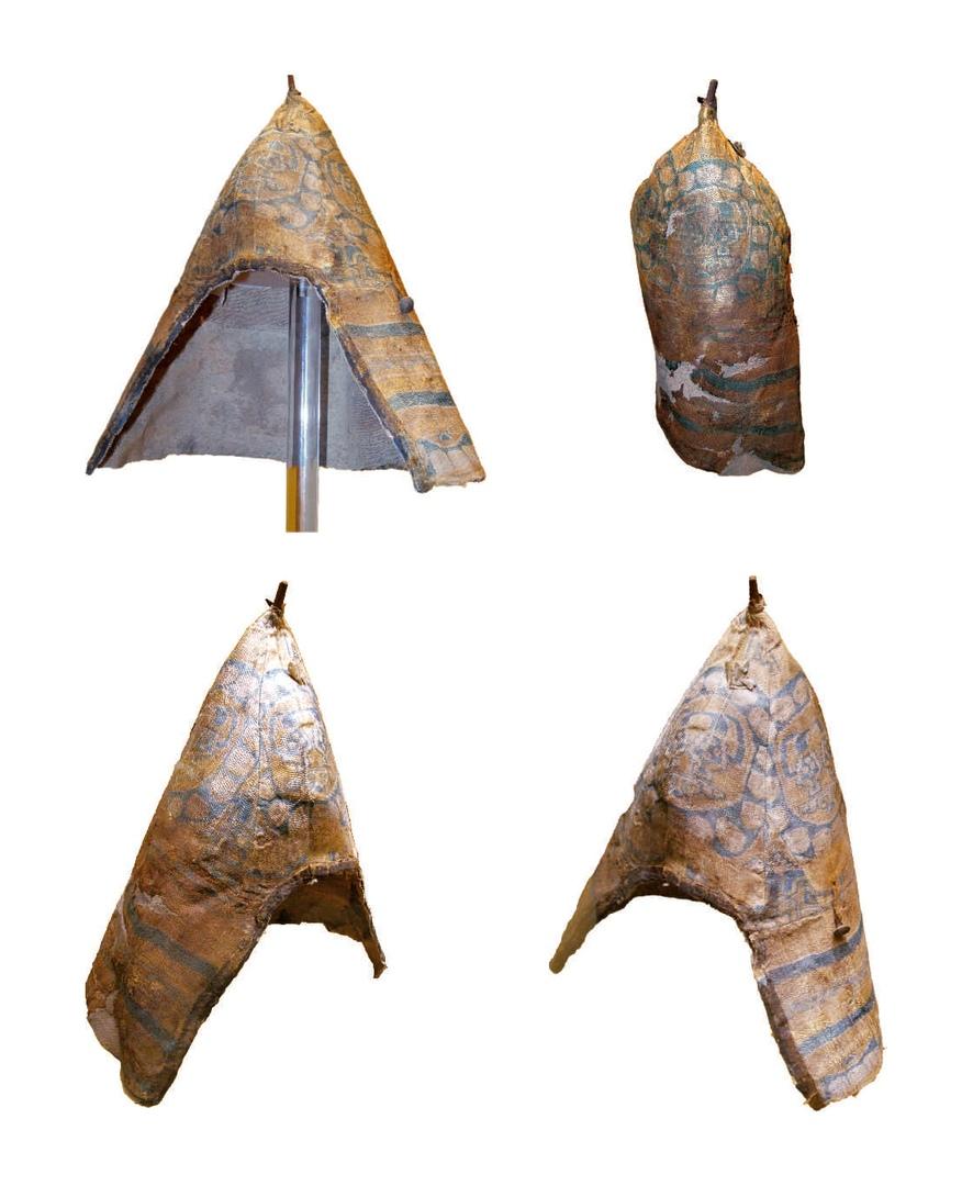 Фото: Acta Militaria Mediaevalia XI Kraków – Sanok – Wrocław 2015, s. 27-157 Raffaele D'Amato Old and new evidence on the East-Roman helmets from the 9 to the 12 centuries. Стр. 142