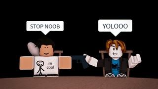ROBLOX Breaking Point Be Like... (FUNNY MOMENTS)