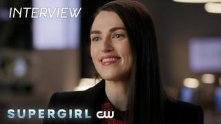 Supergirl   Katie McGrath: Lena Luthor   The CW