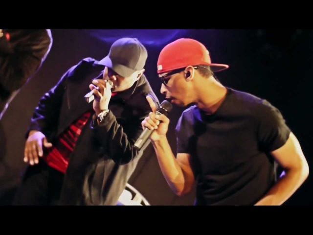 Naturally 7 in Paris-Ivry: Jericho