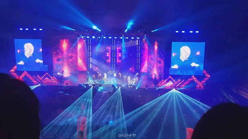 181201 2018 WAY BACK XIA 3층 시야 후반부~인사 XIA 김준수 ジュンス 락 더 월드 ROCK THE WORLD
