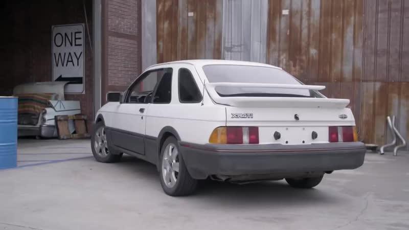 Ford Sierra Махинаторы Discovery