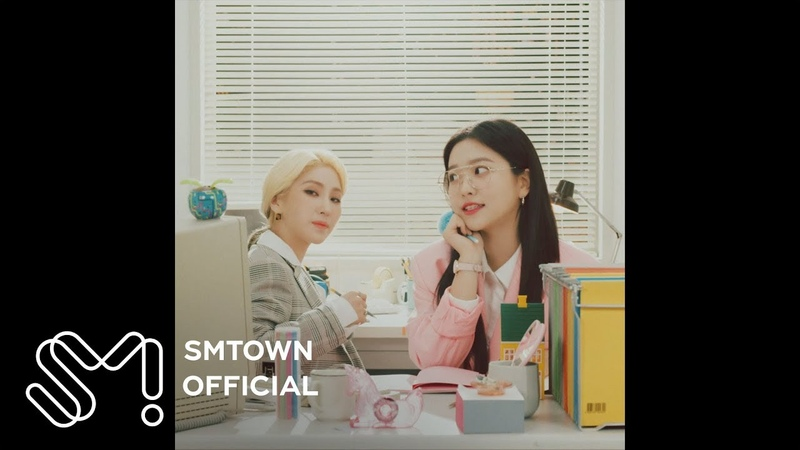 GIANT PINK 자이언트핑크 월요일 보다는 화요일 (Tuesday is better than Monday) (Feat. 예리 of Red Velvet) MV