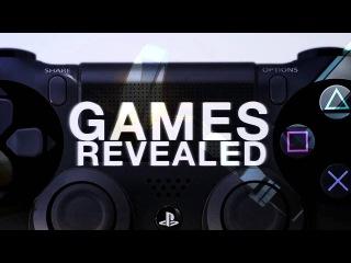 PS4 - E3 2013 Teaser Trailer