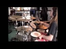 JOEY MUHA As I Lay Dying 94 Hours DRUM COVER
