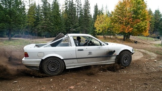 Ultimate Off Road Adventure-BMW Turbo Truck Rally!