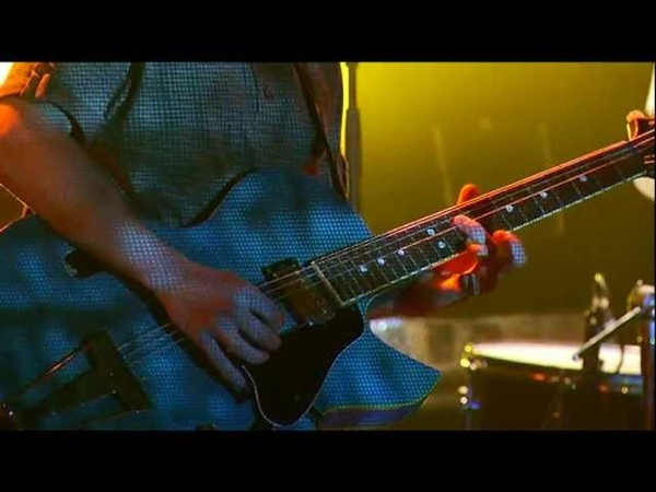 MARS RED SKY - Strong Reflection - Live au Grand Mix ! 2011