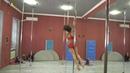 Танцовщица Pole Dance Эмили Москаленко Future UA