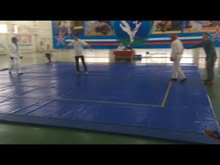 Чемпионат 106 Воздушно-десантной Дивизия по Армейскому рукопашному боя Выход в финал
