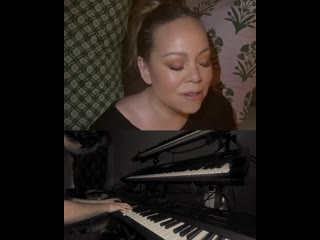 Mariah Carey (Valeriy Stepanov on piano)  There is Got to Be a Way (#BlackLivesMatter)