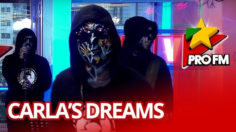 Carla's Dreams Beretta ProFM LIVE Session
