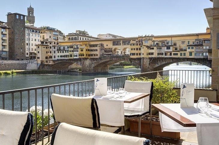 Лучшие отели мира от Soul Travel Hotel Lungarno (Италия), изображение №2