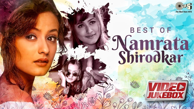 Best Of Namrata Shirodkar Video Jukebox Ek Jawani Teri O Jaana Na Jaana 90's Superhit Songs