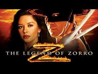 Legend of Zorro 2005 - Antonio Banderas, Catherine Zeta-Jones,Rufus Sewell - Happy New Year FULL HD