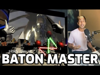 Baton Master - My 1st Virtual Reality Game