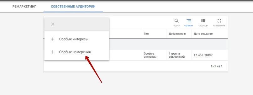 Особые аудитории по намерениям в КМС: как охватить пользователей, которые ищут ваш продукт, изображение №5