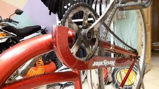 Ремонт и улучшение каретки вело [замена на картридж с промышленными подшипниками] велосипед
