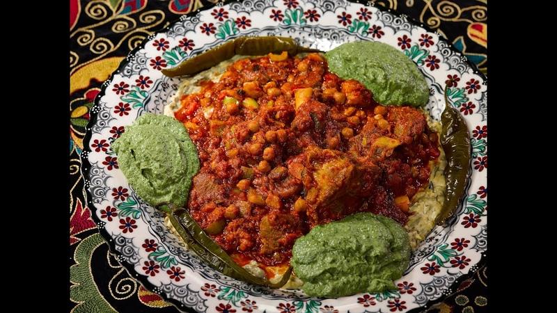 Мясо по султански по османски Хункар Бегенди Турция рецепт Сталик Ханкишиев НТВ Дачный Ответ