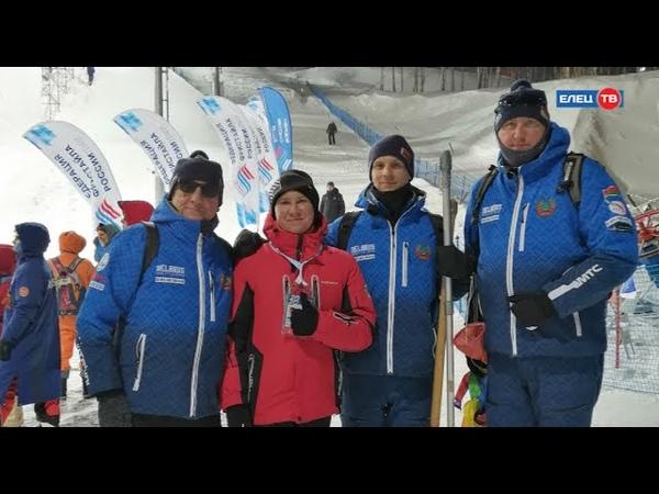 В гуще спортивных событий Вячеслав Червяков стал атташе Кубка мира по фристайлу