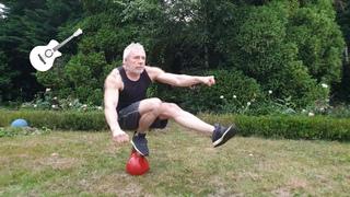 💪🏻👨🏻🎓Жёсткая тренировка ног с гирями. Killer legs training with kettlebells