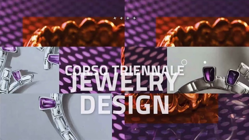 Jewelry Design ENG Corso Master IED Roma