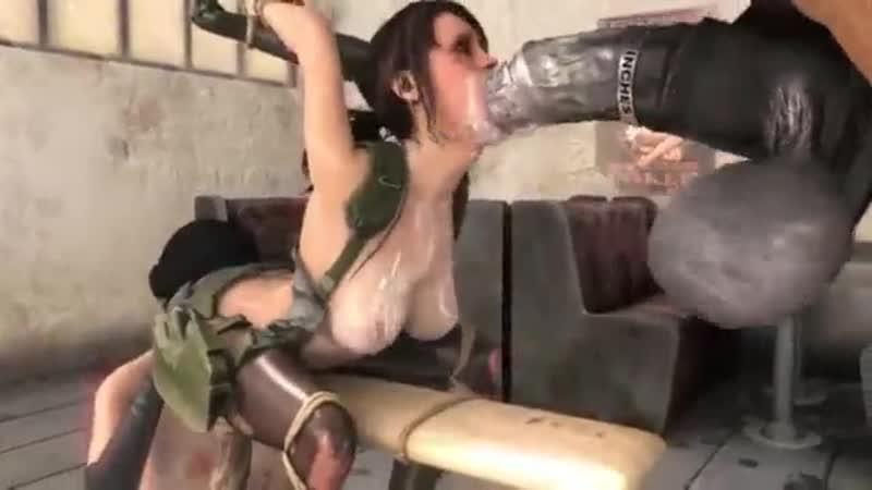 Новая Лара Крофт Порно Анал